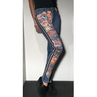 Jeans tatoo - waist 28 SOLD OUT